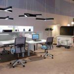 ¿Cómo iluminar una oficina?