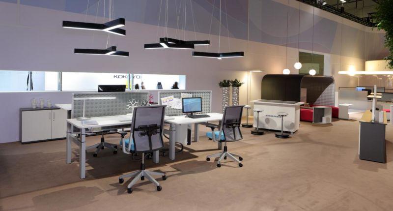 """Como iluminar una oficina - <i class=""""fa fa-home fa-fw""""></i> MOGATRO"""
