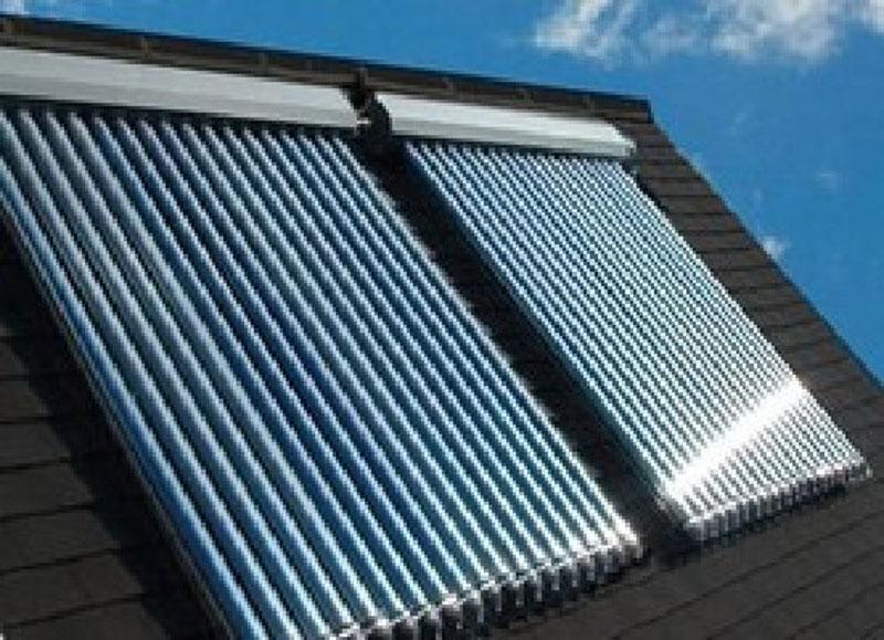 Energía solar 1 - Energia solar térmica