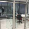 IMG 2440 100x100 - 03. Mampara de cristal