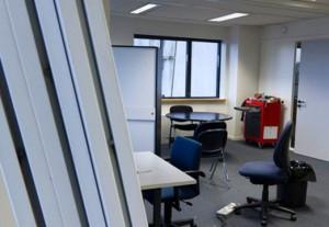 Ideas para una división de tu oficina