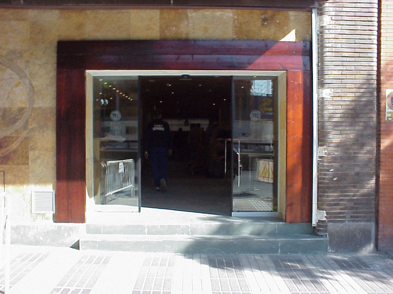 MVC 011X2 - Cerramiento de fachadas
