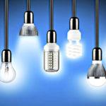 Tipos de bombillas y sus funciones