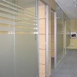 instalacion mamparas oficina