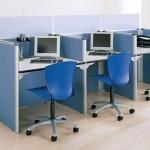 mobiliario call center