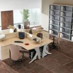 mobiliario oficina puestos trabajo madrid