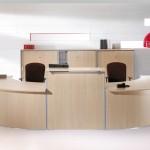 mobiliario recepcion oficinas madrid